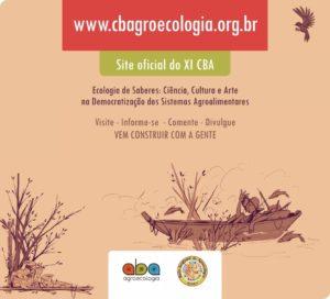 Site do XI CBA no ar!