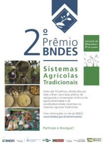 2º Prêmio BNDES de Boas Práticas para Sistemas Agrícolas Tradicionais