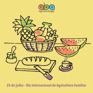 Agricultura Familiar –  Cultivando o Bem viver