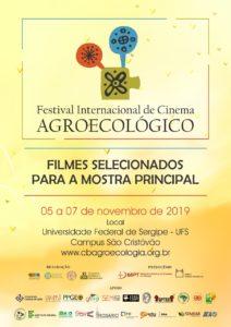 Confira a lista dos filmes selecionados no Festival Internacional de Cinema Agroecológico – FICAECO 2019