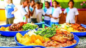 Pesquisa sobre alimentação escolar terá foco na agricultura familiar