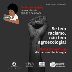 Dia da Consciência Negra, dia de fortalecer o PNAE