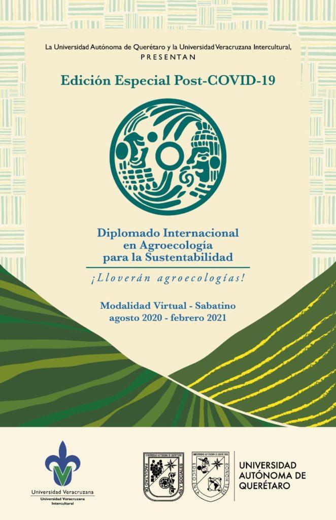"""¡Lloverán agroecologías! """"Diplomado Internacional en Agroecología para la Sustentabilidad"""" fortalecerá redes na América Latina"""