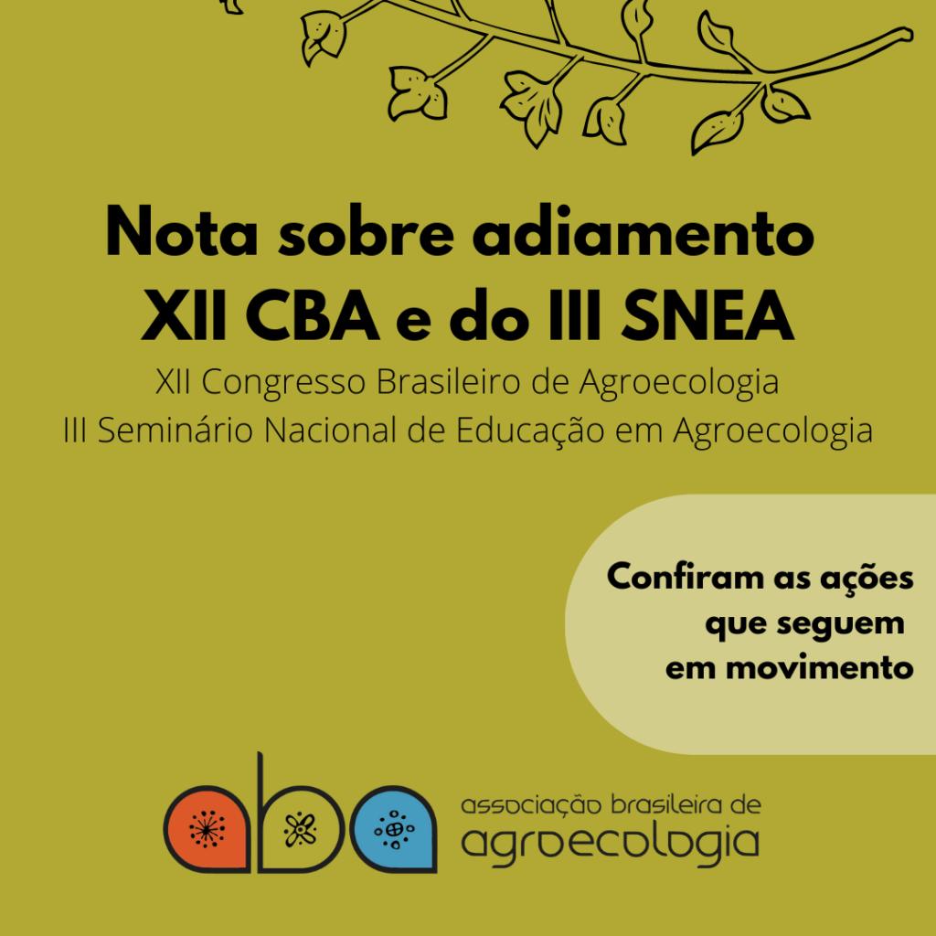 ABA Agroecologia