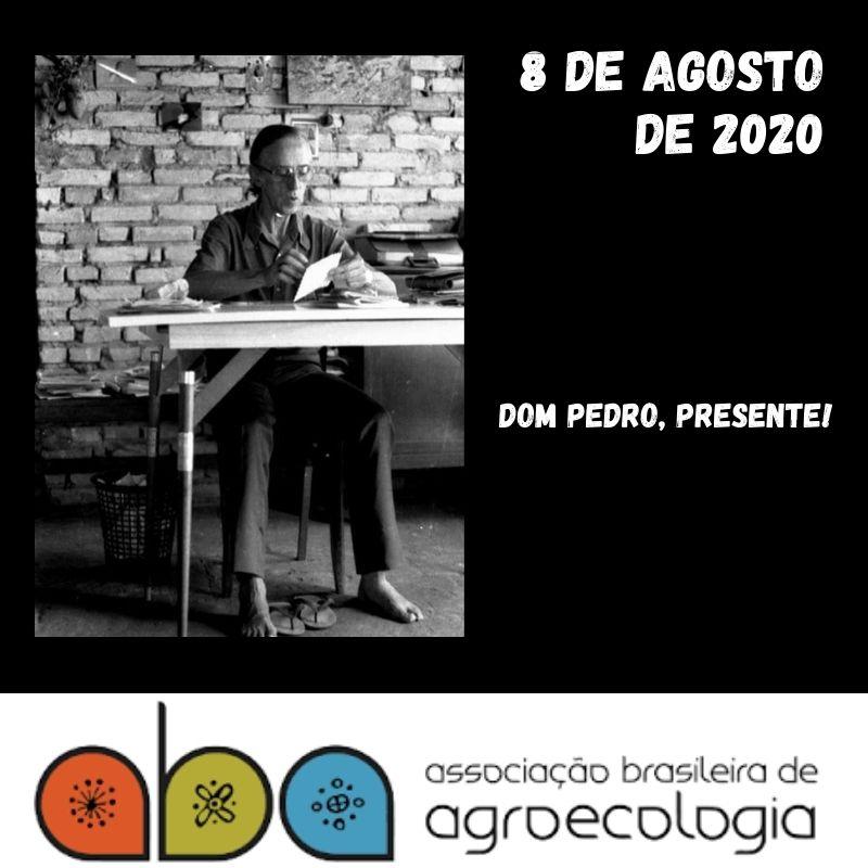 AS AGROECOLOGIAS DE PEDRO! – Nota em memória de Casaldáliga